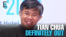 EVENING 5: Tian Chua definitely out of GE14