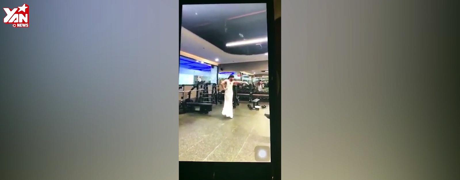 Thumvideo - Hoa hậu Hương Giang
