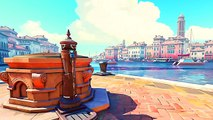 OVERWATCH - Rialto : Nouvelle Escorte Map