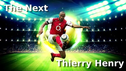 The NeXt: Thierry Henry - Football Manager 2016 Player Search