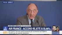 Air France: Le PDG Jean-Marc Janaillac annonce sa démission