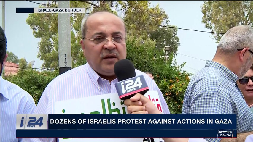 THE RUNDOWN | 10.000 Palestinians protest along Gaza border | Friday, May 4th 2018