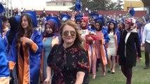 Hitit Üniversitesinde mezuniyet töreni - ÇORUM