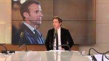 """Macron : """"Il s'est attelé à sa première mission de réformer la France, mais il a ignoré sa deuxième mission à savoir réconcilier la France"""", estime Eric Chol #lesinformés"""
