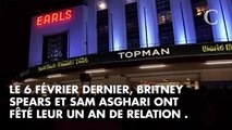 VIDEO. Britney Spears et son chéri Sam Asghari font du sport presque comme tout le monde