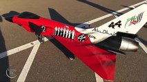 Amazing Air Show by JAMAL flying CARF J10 Jet - UAE Top Jets new