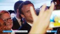 Nouvelle-Calédonie : E. Macron en terre Kanak