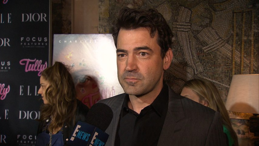 """Ron Livingston Talks """"Sex and the City"""" Post-it Note Breakup"""