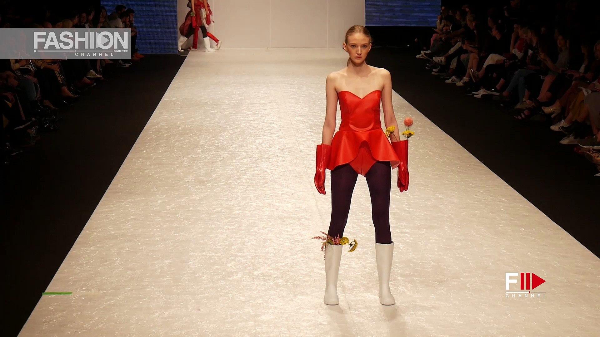 FASHION SCOUT Highlights Belgrade Fashion Week Fall 2018 2019 - Fashion Channel