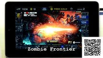 Zombie Frontier - Android Zombie Shooter