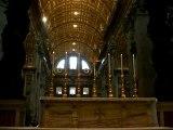 Bazylika Św. Piotra - 7.04.2005r.