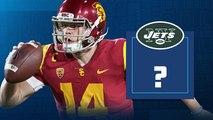 Davis, Robinson grade Jets' 2018 draft class