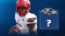 Carr, Hall grade Ravens' 2018 draft class