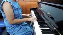 Balade Pour Adelin - Học Viên: Trúc Lam_(Trường THCS Thái Thịnh ) - Piano Mi Trầm