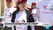 Municipales en Tunisie : reportage sur l''instance vérité et dignité