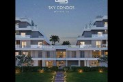 We Offered you Amazing penthouse in sky condos in villette for sale