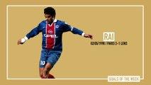 Goals of the week : Guerin, Rai, Pauleta, Simone
