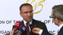Başbakan Yardımcısı Bozdağ: 'Sonuçta ya Kılıçdaroğlu siyasete veda etmek zorunda kalacak ya da Sayın İnce veda etmek zorunda kalacaktır. Bunu hep beraber göreceğiz.' - DAKKA