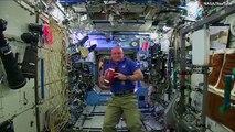 ΣΟΚ!!Αστροναύτης επιστρέφει στη Γη με μόνιμα μεταλλαγμένο το 7% του DNA του!!!!Ποια δύναμη επέδρασε πάνω του???