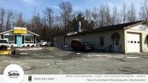 Bâtisse commerciale/Bureau - à vendre - Rock Forest/Saint-Élie/Deauville - 14026151