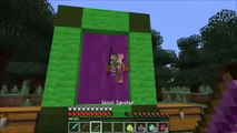 Minecraft How To Make A Portal To The Shrek Dimension - Shrek Dimension Showcase!!!