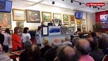 Brest. Un tableau d'Émile Bernard adjugé 220.000 Euros