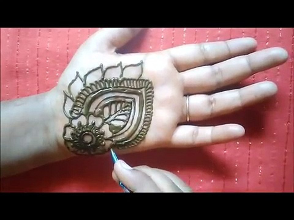 Simple Easy Henna Mehndi Designs For Full Hands Simple Mehndi Designs For Hands By Rajeshwari Arun