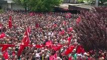 CHP'nin cumhurbaşkanı adayı İnce'nin Yalova mitingi - YALOVA
