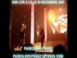 IAM - La Saga & Bad Boys De Marseille Live à Lille le 04/12/07