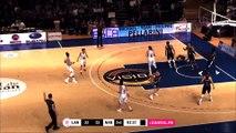 LFB 17/18  - Clas. 5-8 aller : Basket Landes - Nantes Rezé