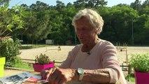 A 89 ans, Nicole remporte son premier concours hippique