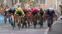 Viviani gewinnt zweite Etappe des Giro d'Italia