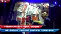 Gaziantep'te, sokak ortasında dehşet
