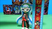 11 Monster High Vinyl Dolls Unboxing Toy Review Ghoulia Clawdeen Frankie Toralei Spectra + More!