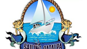 Nightmare SAIL, caught NUDE and Climbing a VOLCANO Episode 81 (Sailing Catalpa)