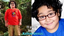 Bunk'd Then and Now ★ Disney Channel Stars Real Name and Age
