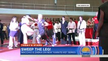 'Karate Kid' Sequel 'Cobra Kai' Reunites Ralph Macchio And William Zabka   TODAY
