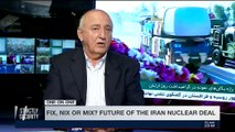 STRICTLY SECURITY | Fix , Nix or Mix? Future of the Iran nuclear deal | Saturday, May 5th 2018