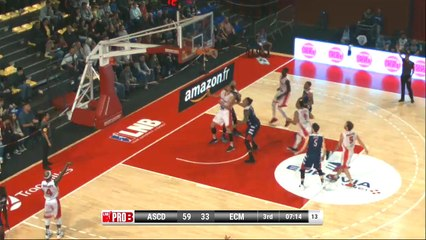 ProB 2018 - J30  Denain vs Charleville-Mézières - By LNB TV