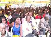 William Ruto na Gideon Moi wahudhuria mazishi ya mbunge wa Baringo kusini