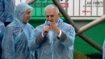 Başbakan Yıldırım 15 Temmuz Alçaklarına Dersini Vereceği Önemli Bir Seçimdir-1