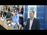 Dünya Gençleri Model Birleşmiş Milletler Programı'nda Buluştu