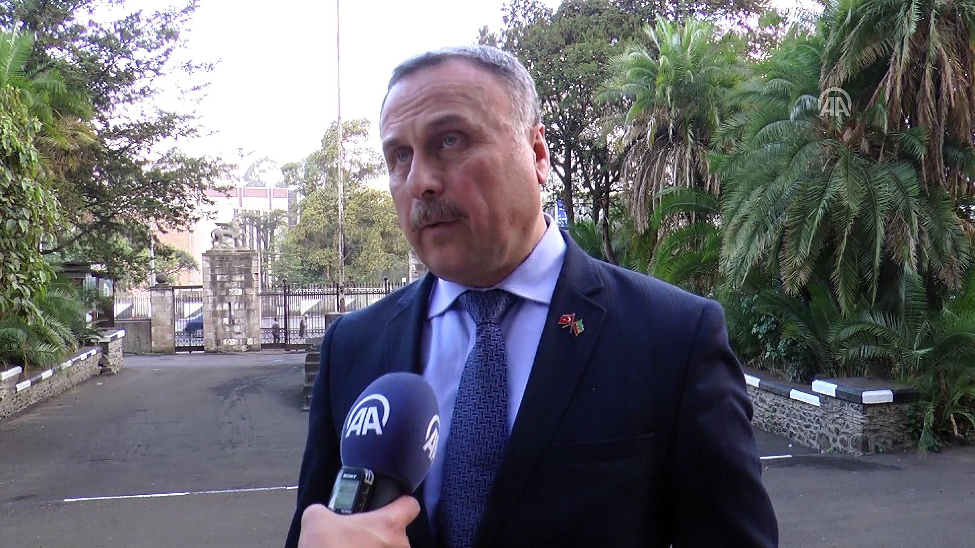 'Türk şirketler Etiyopya'da 30 bin kişiye istihdam sağlıyor' - ADDİS ABABA