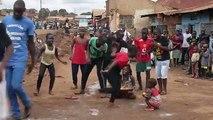 Getto Kids Dancing Follow Follow by HANSON BALILUNO New Ugandan Music 2015 HD