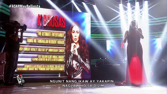 ASAP: Kakai Bautista & K Brosas' mind blowing vocal clash on ASAP Versus