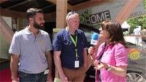 D!CI TV : Déco D!CI sur la Gap Foire Expo avec un garage photovoltaïque