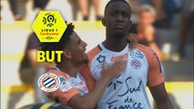 But Isaac MBENZA (63ème) / FC Nantes - Montpellier Hérault SC - (0-2) - (FCN-MHSC) / 2017-18
