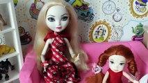 Топ 10 фактов о Барби мультик куклы Эвер Афтер Хай Лайфхак Роза Прохождение игры на русском КШ 32
