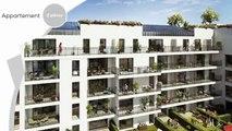 A vendre - Appartement neuf - CHAVILLE (92370) - 2 pièces - 42m²