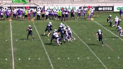 Panthers Parma - Guelfi Firenze 38-14, highlights e interviste